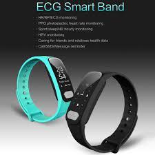 monitoring health bracelet images Zucoor smart band bracelet fitness cardiaco ecg ppg wearable jpg