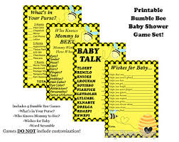bumble bee baby shower theme bumble bee baby shower to bee theme baby shower