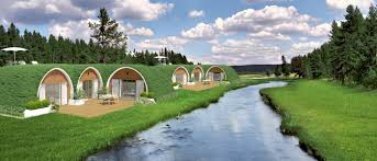 Earth Homes Dreamy Hobbits Homes That Are Easy To Construct And Super