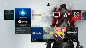 Ps4 Suspend Spotify Arrives Exclusively On Ps4 Ps3 Today Push Square