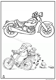 motorcycle coloring pages 04
