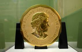 theft of canadian gold coin a u0027disaster u0027 for berlin u0027s bode museum