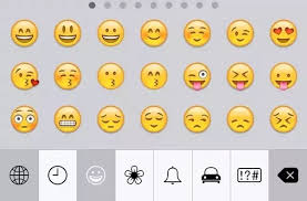 ios emoji keyboard for android how to find and add the emoji in a message in ios 8 3 quora