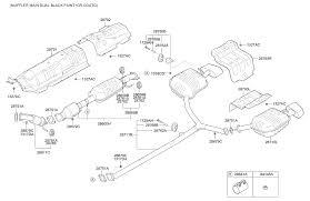 hyundai sonata exhaust system diagram hyundai sonata v6 coil pack