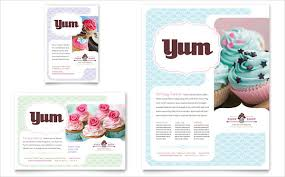 cake flyer template free bakery menu template 30 free word psd pdf