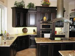 Restaining Kitchen Cabinets Darker Restain Kitchen Cabinets Oak Cherry Kitchen