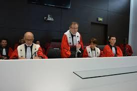 chambre d appel un nouveau 1er président installé à la cour d appel toute l