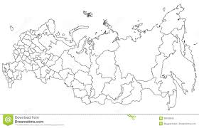 Map Russia Russia Map Outline Artcommission Me
