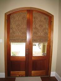 Wood Blinds For Arched Windows Custom Made Blinds For Arched Doors Decorating Pinterest