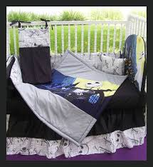 nightmare before crib bedding set cool on bedding sets