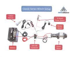 badlands winch wiring diagram u0026 badland winch solenoid wiring