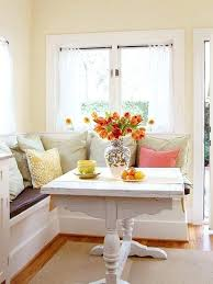 corner breakfast nook table set small corner nook table home with bench kitchen cushions nooks and