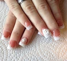20 white tip nail art designs ideas design trends premium