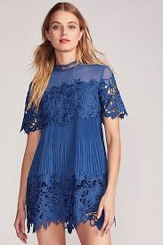 hollie lace mini free people