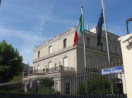 consolato d italia parigi madrid info guida di madrid