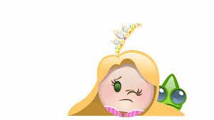 tangled told emoji disney princess disney australia video