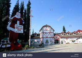 santa claus house north pole ak christmas place north pole and santa claus house near fairbanks