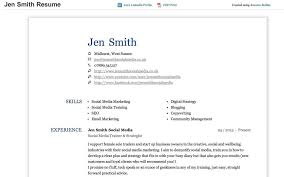 Quick Resume Builder Linkedin Resume Builder Resume Builder Create A Resume From Your