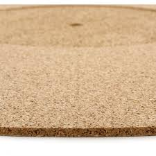 Cork Rug Vinyl Turntable Cork Mat 3mm Thick Se208 Selby