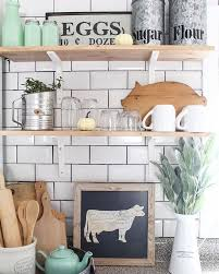 farmhouse kitchen decorating ideas best 25 farmhouse shelving ideas on half bathroom