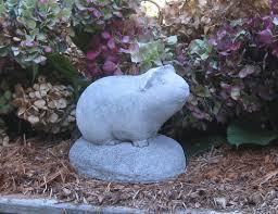 concrete guinea pig statue springhillstatuary