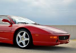 1996 f355 for sale 1996 used f355 gts 1996 f355 gts at class