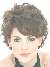 haircuts with description short curly layered haircuts with bangs short curly hairstyles