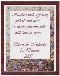 wedding quilt sayings quilt label sayings search quilt label sayings