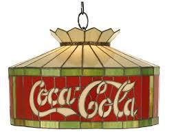 coca cola pendant lights coca cola pendant ceiling pendant fixtures amazon com