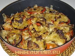 cuisiner l aubergine à la poele recette de gratin d aubergine et de tomates