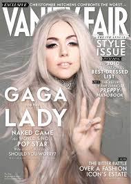 Magazine Vanity Fair Lady Gaga Admits Drug Use To Vanity Fair Magazine Social Butterflies