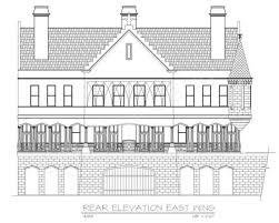 balmoral castle plans luxury home plans