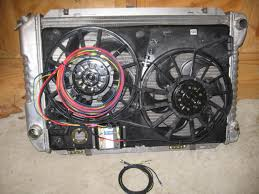 cheap fans cheap way to ad electric fan for my 1991 mustang gt ford mustang