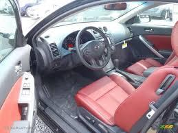 nissan altima coupe 2017 interior red interior 2011 nissan altima 3 5 sr coupe photo 48168737