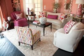 Modern Oriental Rugs 7 Gorgeous Interiors With Modern Savonnerie Rugs