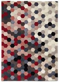 Modern Pattern Rugs by Contemporary Low Pile And Tufted Rugs Quality From Boconcept