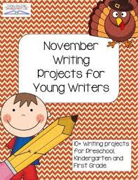 november writing projects for writers thanksgiving writing