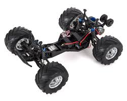 rc bigfoot monster truck helion rc conquest 10mt xb 1 10 rtr 2wd monster truck hlna0766