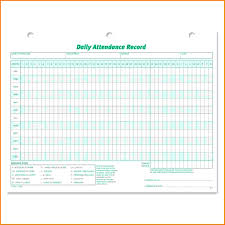 Expense Report Spreadsheet by Attendance Book Template Masir