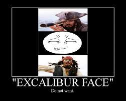 Excalibur Meme - image 184635 excalibur face know your meme