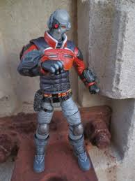 action figure barbecue action figure review deadshot from batman