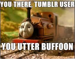 Duke Memes - thomas the tank engine and friends duke insults things meme on imgur