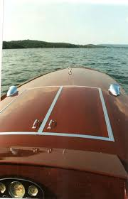 boats for sale table rock lake hacker craft ladyben classic wooden boats for sale