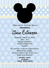 mickey mouse baby shower invitations mickey mouse baby shower invitations printable mickey mouse baby