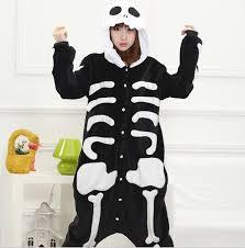 skeleton woman halloween costume online get cheap skeleton pajamas women aliexpress com alibaba