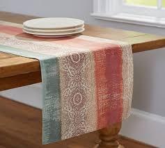 pottery barn table linens pottery barn table cloth west elm table runner pottery barn table