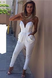 white jumpsuits fashion trend white jumpsuits for 2018 fashiongum com