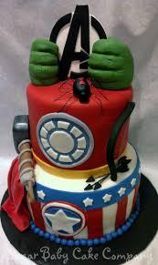 super heroes cakes u0026 cookies picmia