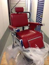 Vintage Barber Chairs For Sale Belmont Barber Chair Ebay