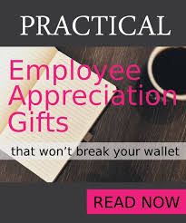 25 unique gifts for employees ideas on appreciation